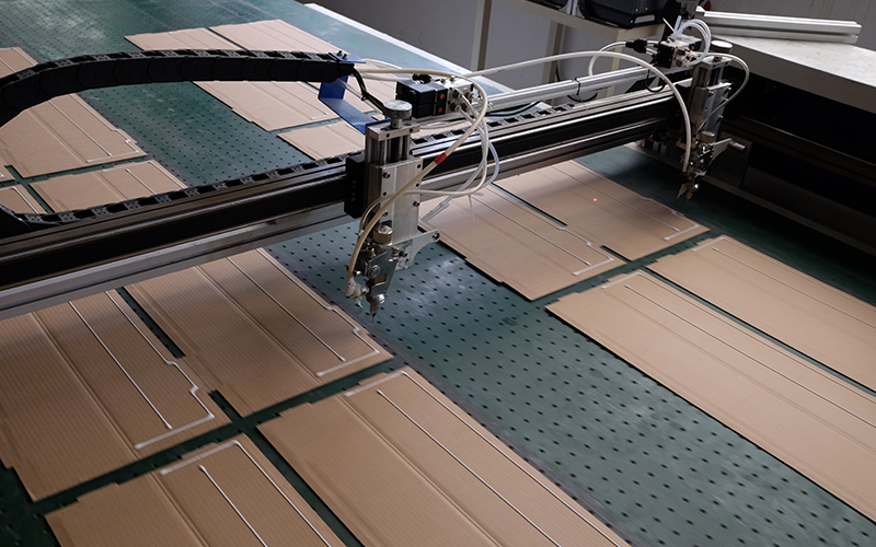 Automatic Display Gluing machine