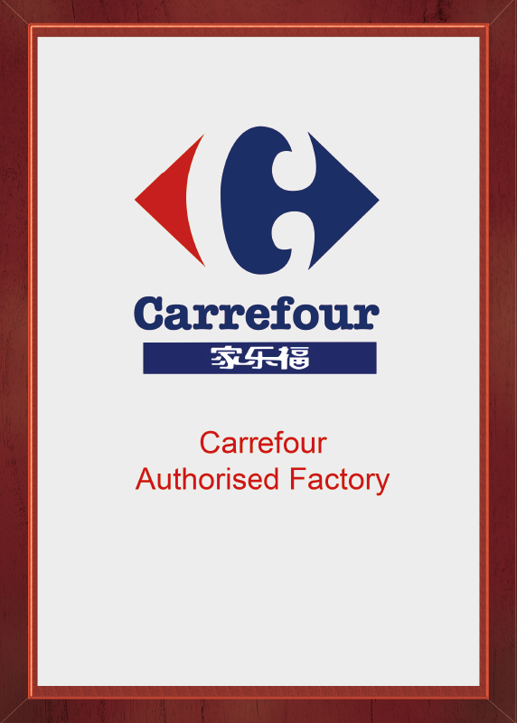 Carrefour Authorised Factory