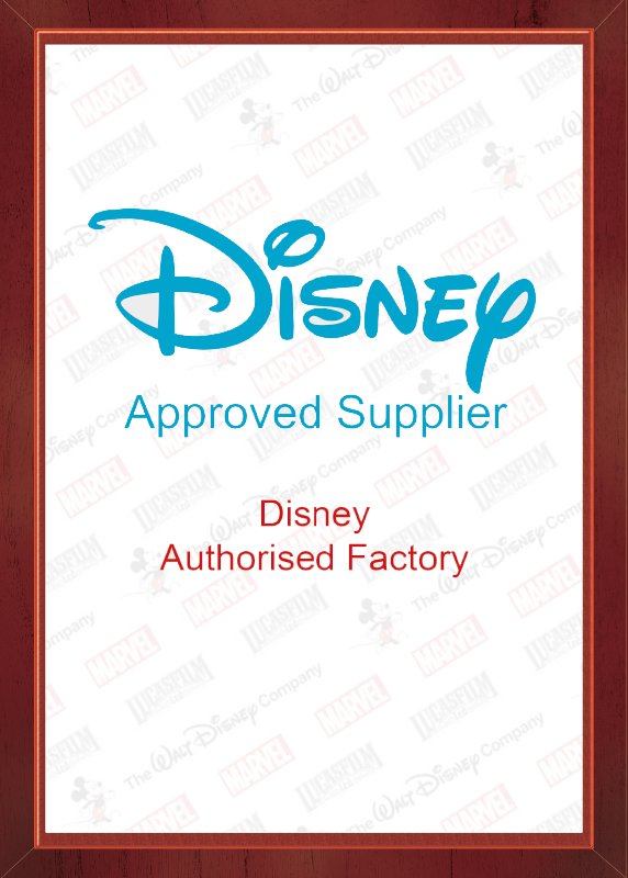Disney Authorised Factory