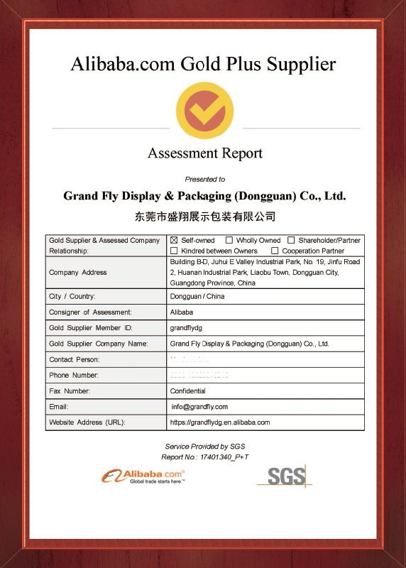 Alibaba Assessment Report