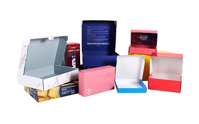 Cardboard Mailer Box