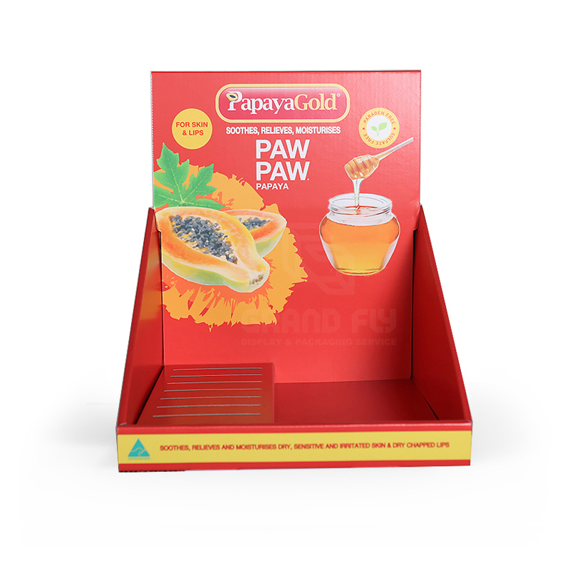 Custom Printed PDQ Couter Display Tray-2