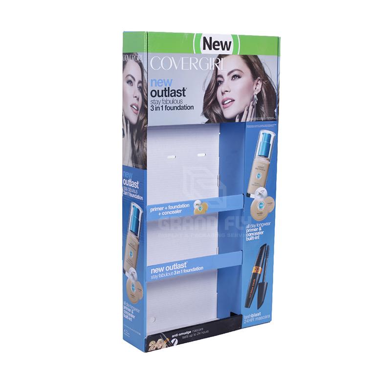 Custom Printed Sidekick Display for Cosmetics-1