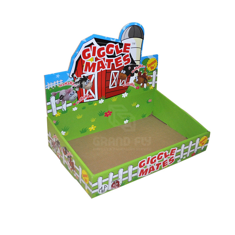Shelf Ready Packaging Display Box for Toy-1