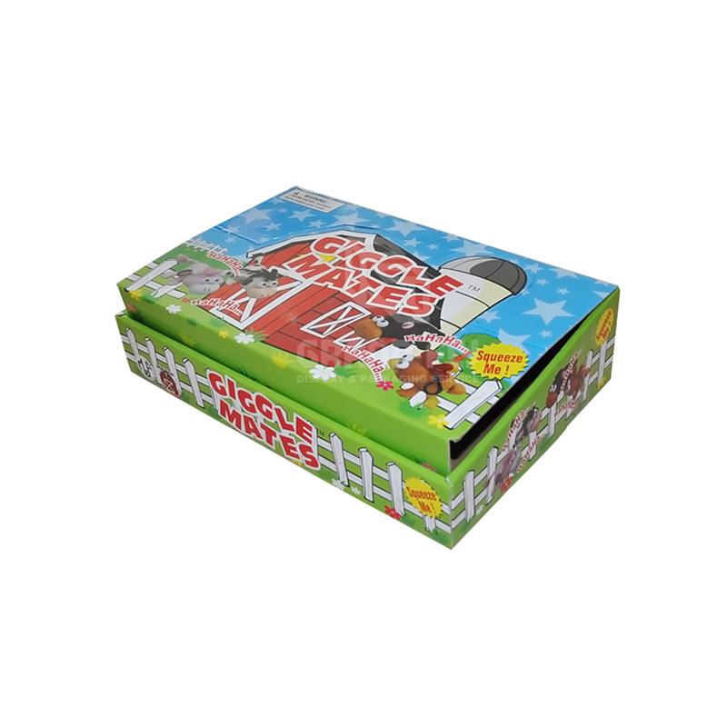 Shelf Ready Packaging Display Box for Toy-3