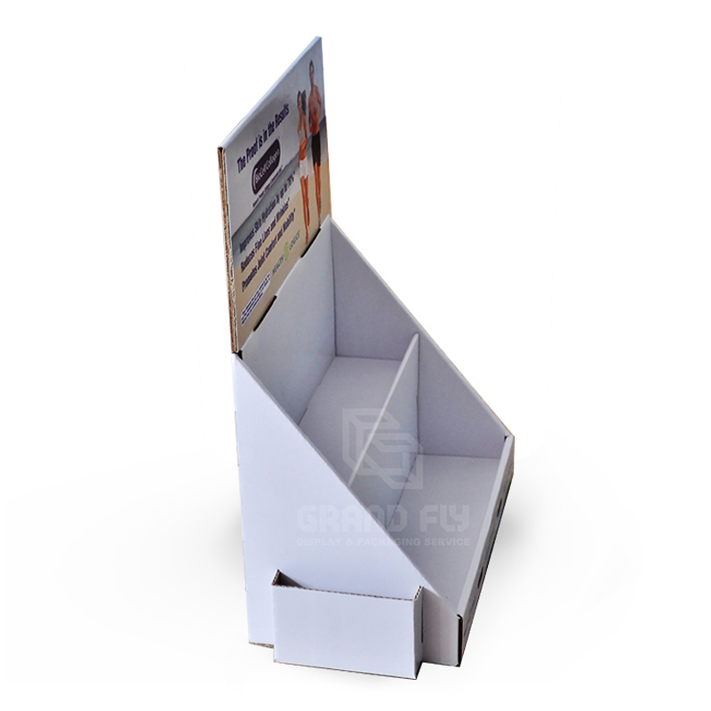 2 Tier Countertop Display for Health Care Products-2