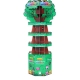 Four-Side Tree Shape Cardboard Floor Display Stand for Toy